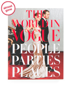 The World In Vogue Book
