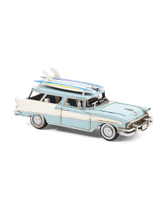 Station Wagon With Surfboards