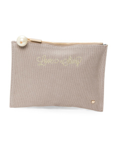 Love Story Pouch