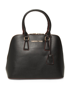 City Slicker Dome Satchel