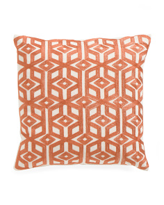 20x20 Digital Pattern Pillow