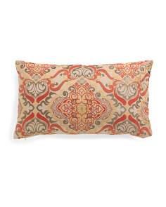 14x24 Amal Rust Pillow