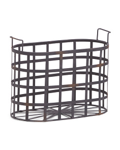 16x13 Metal Basket
