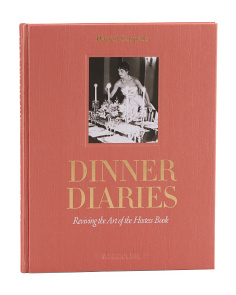 Dinner Diaries Coffee Table Book