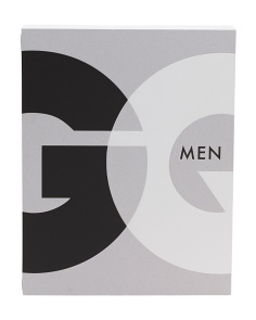 GQ Coffee Table Book