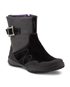Waterproof Side Zip Boots