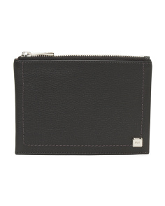 City Chic Leather Pouch