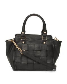 Le Cirque Wing Satchel