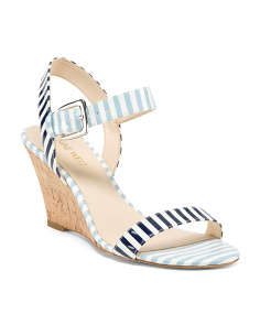 Kiani Strap Wedges
