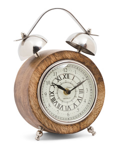 Made In India Table Clock