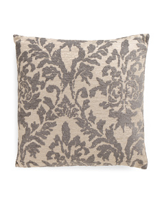 20x20 Damask Pillow