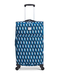 25in Lilah Soft Side Suitcase