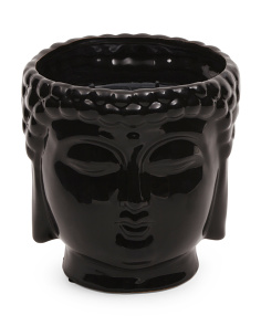 39oz Buddha Head Jar Candle