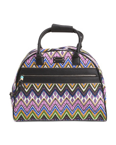 Patchwork Dome Satchel