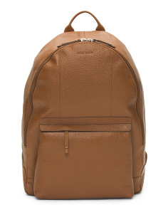 Pebble Leather Backpack