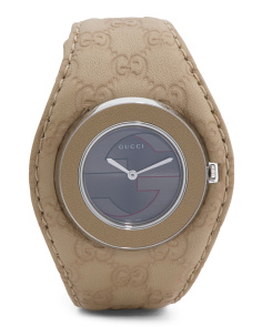 Women's Swiss Made U-Play Interchangeable Watch