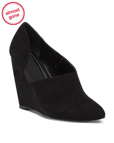 Illy Wedge Booties