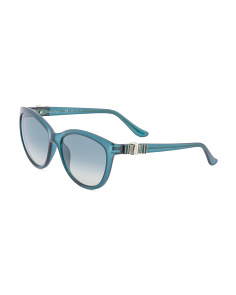 Made In Italy Cat Eye Sunglasses