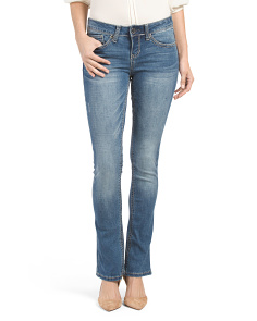 Big Stitch Rocker Slim Jeans