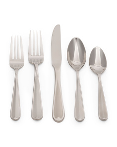 20pc Dylan Flatware Set