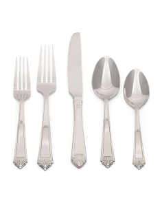 20pc Eave Flatware Set