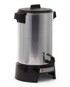 36-Cup Commercial Coffee Urn