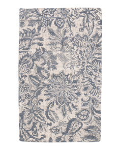 Made In India 2x4 Floral Scatter Rug