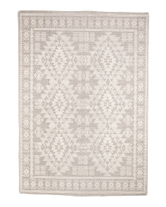 Made In India 5x7 Braided Rug