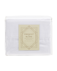 325tc Pima Cotton Sheet Set