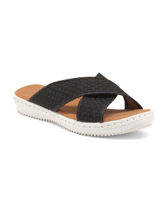 Cross Band Sandals