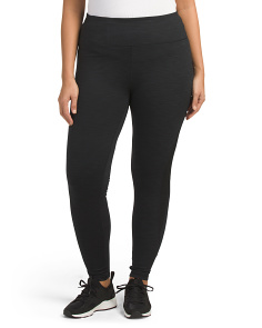 Plus Active Wide Waistband Leggings