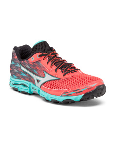 Trail Running Wide Sneakers