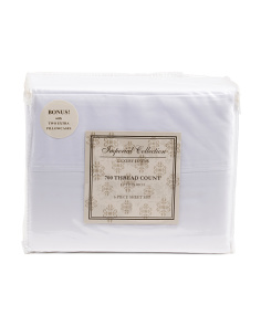 Made In India 6pc 700tc Sheet Set