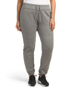 Plus Active Fleece Pants