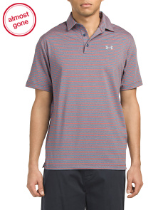 Playoff Loose Fit Polo
