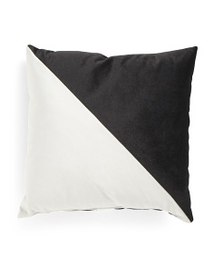 22x22 Belvedere Velvet Pillow