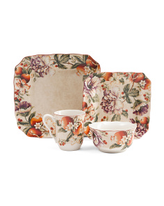 32pc Bellora Dinnerware Set