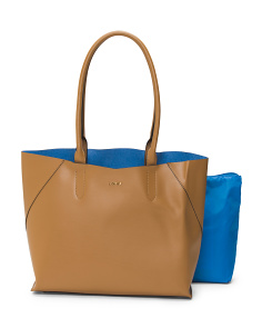 Blair Cynthia Leather Tote