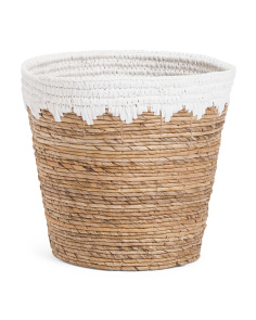 Small Natural Storage Bin