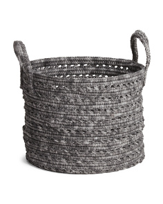16in Woven Rope Basket