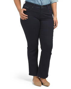Plus 512 Perfectly Slimming Boot Cut Jeans
