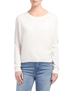 Cashmere Stretch Sweater