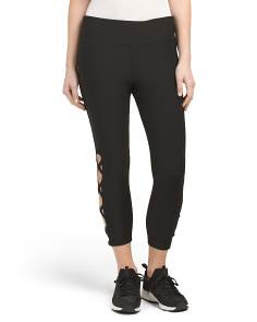 Open Lattice Leggings