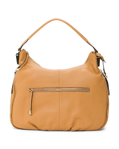 Rina Leather Hobo