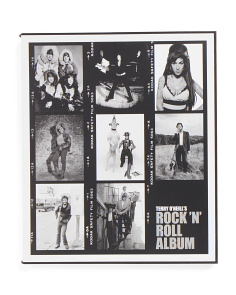 Terry O'Neill's Rock 'N' Roll Album Deluxe Edition Book