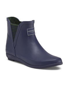 Piccadilly Low Rain Booties