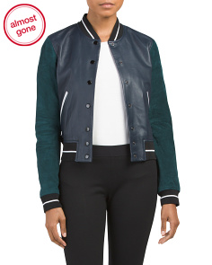 Alix Leather Jacket
