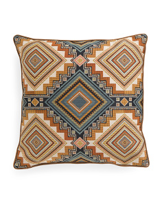 24x24 Contemporary Pattern Pillow