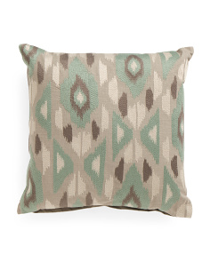 Made In India 22x22 Modern Pattern Pillow