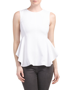 Made In Usa Kalsing Admiral Crepe Top
